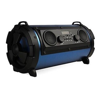 "Kanstar 15"" Portable Thunder Sonic Bluetooth Loud Speaker with Built-in FM Radio"