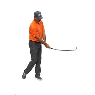 Orange Whip Wedge Left Hand Golf Short Game Training Aid