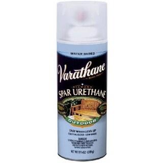 Varathane 250081 Outdoor Crystal Clear Gloss Spray, 12Oz