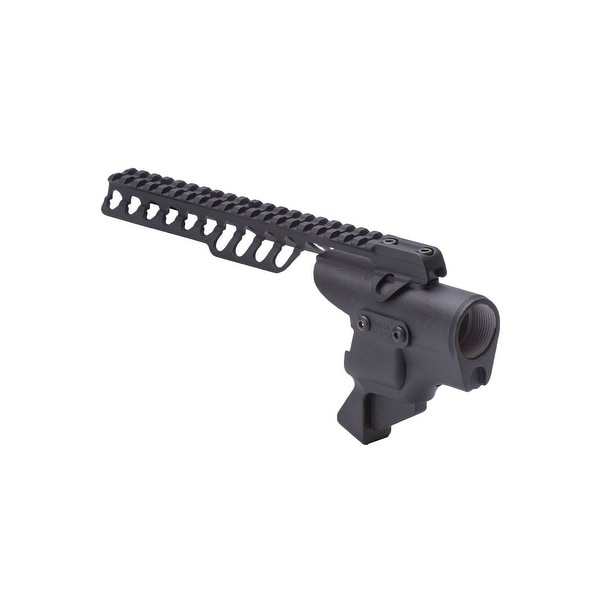 Mesa Tactical High-tube Telescoping Stock Adapter for Remington 870 Shotguns #-90630