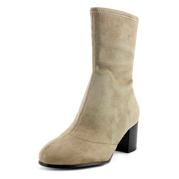 Design Lab Lord & Taylor Sool Taupe Boots