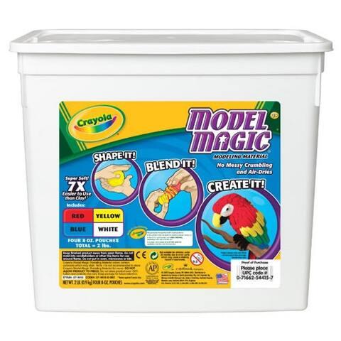 Crayola Model Magic - 4-Color Pack