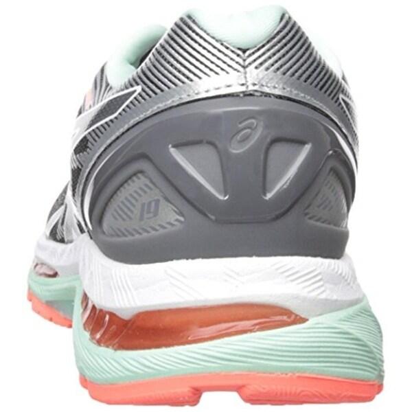 NEW WOMENS ASICS Gel Nimbus 19 RunningTraining Shoes 7.5
