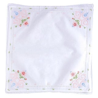 Special Someone Colored Embroidered Handkerchief