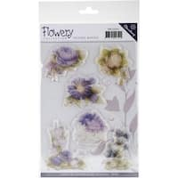 Flowery - Find It Trading Precious Marieke Clear Stamp