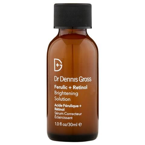 Dr. Dennis Gross Ferulic + Retinol Brightening Solution 1 fl oz / 30 ml
