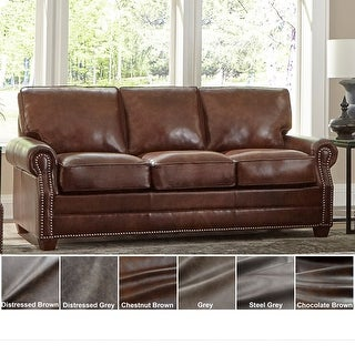 Link to Revo Top Grain Leather Sofa Bed Similar Items in Sofas & Couches