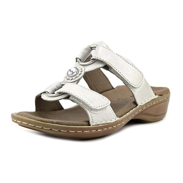 Ara Hawaii Women Silver Sandals