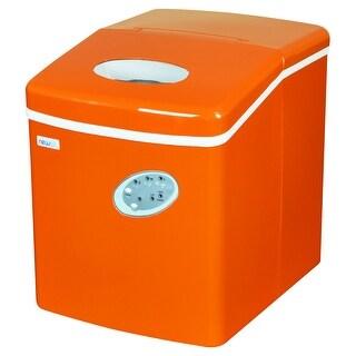 NewAir AI-100VO 28-Pound Portable Ice Maker in Orange