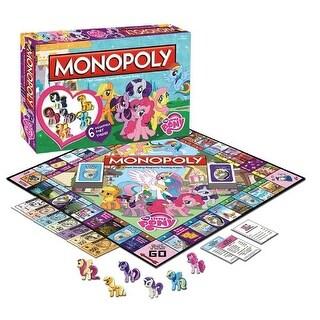 My Little Pony Monopoly Boardgame