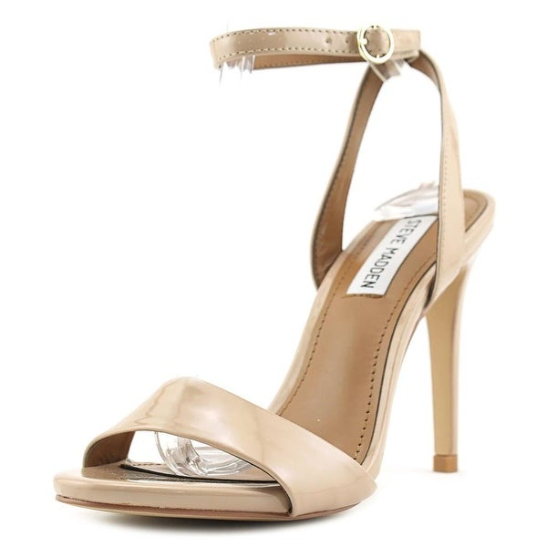d7d1555e5ca Shop Steve Madden Reno Nude Sandals - Free Shipping Today ...