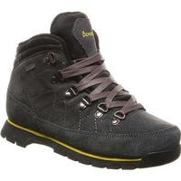 767081107ba Shop Bearpaw Women's Corsica Solids Waterproof Hiking Boot Charcoal ...