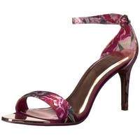 Ted Baker Womens Open Toe Special Occasion Ankle Strap Sandals - 9
