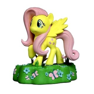 "My Little Pony 7"" Vinyl Bank Figure: Fluttershy - multi"