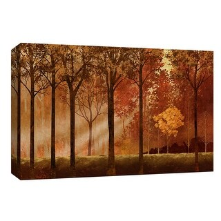 """PTM Images 9-147954  PTM Canvas Collection 8"""" x 10"""" - """"Streaming Light"""" Giclee Forests Art Print on Canvas"""