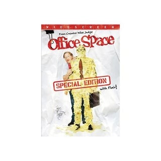 OFFICE SPACE-SPECIAL EDITION (DVD/WS-1.85/ENG-SP SUB/SENSORMATIC)