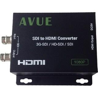"""Avue SDH-R01 Avue SDH-R01 - SDI to HDMI Converter - Functions: Signal Conversion - 1920 x 1080 - Wall Mountable"""