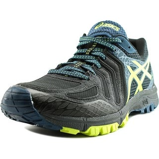 Asics Gel Fuji Attack 5 Men  Round Toe Synthetic Multi Color Trail Running