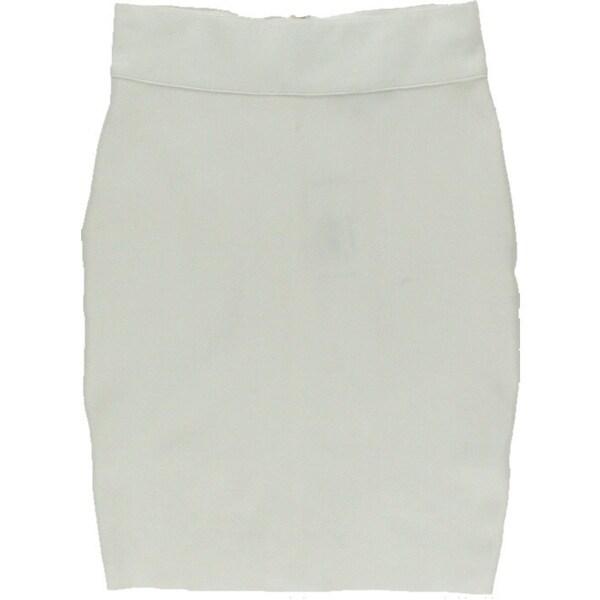 WOW Couture Womens Pencil Skirt Bodycon High Waist - M