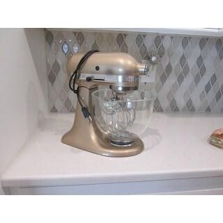 Kitchenaid Ksm155gbcz Champagne 5 Quart Artisan Stand