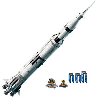 LEGO Ideas NASA Apollo Saturn V 21309 - Multi