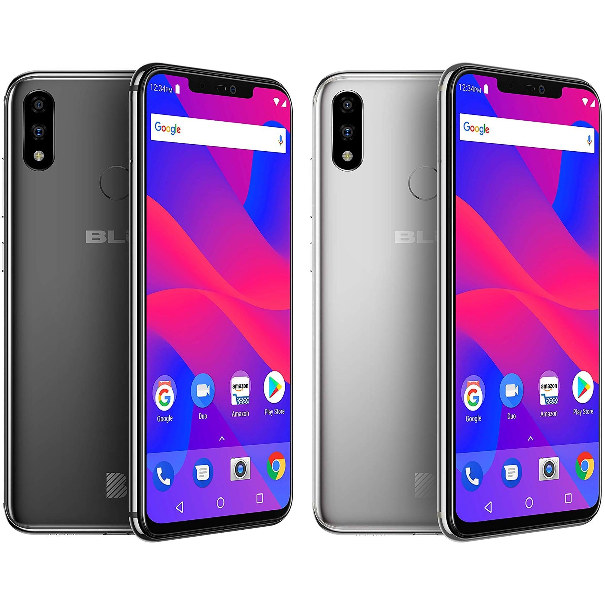 BLU Vivo XI+ V0311WW 128GB Unlocked Verizon/GSM Android Phone w/ Dual:  16MP 5MP Camera
