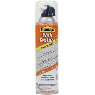 Homax 4092-06 Orange Peel Drywall Spray Texture Water-Base, 20 Oz