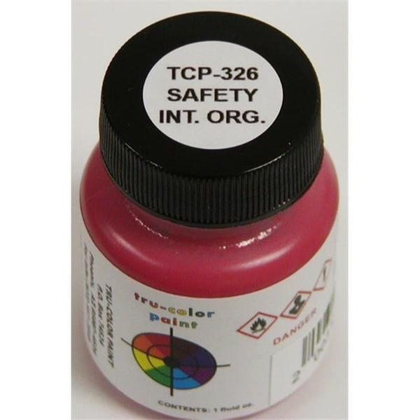 Tru Color Paint Tcp326 Safety International Orange