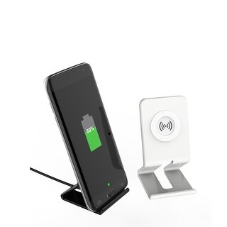 iPhone 8 Qi Wireless Charger With Stand.
