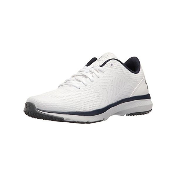 Under Armour Womens Micro Press Athletic Shoes Lightweight Performance