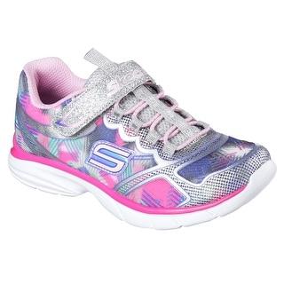 Skechers 81335L SMLT Girl's SPIRIT SPRINTZ Sneaker