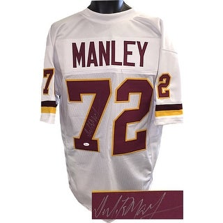 7c2ea2f34 Shop Dexter Manley signed White TB Custom Stitched Pro Style Football Jersey  XL JSA Hologram - Free Shipping Today - Overstock - 19871695