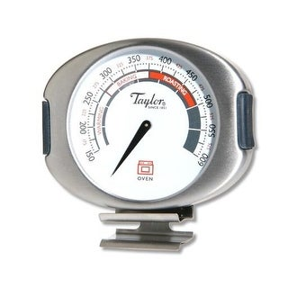"Link to Taylor 503 Connoisseur Oven Thermometer, 3-1/2"" Similar Items in Cooking Essentials"