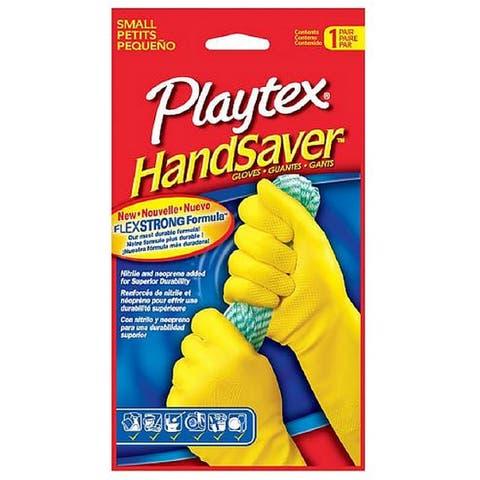 Playtex HandSaver Gloves, Small 1 Pair