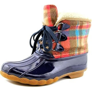 Rock & Candy Donald Round Toe Synthetic Winter Boot