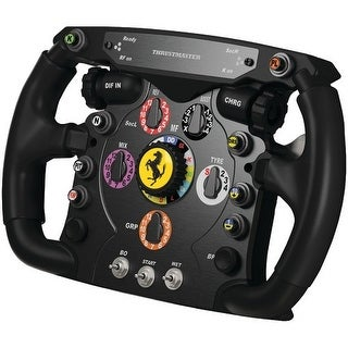 Thrustmaster Ferrari F1 Wheel Add-On Thrustmaster Gaming Steering Wheel - PC, PlayStation 3
