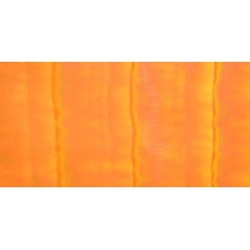 """Orange Iris - Mylar Shimmer Sheetz 5""""X12"""" 3/Pkg"""