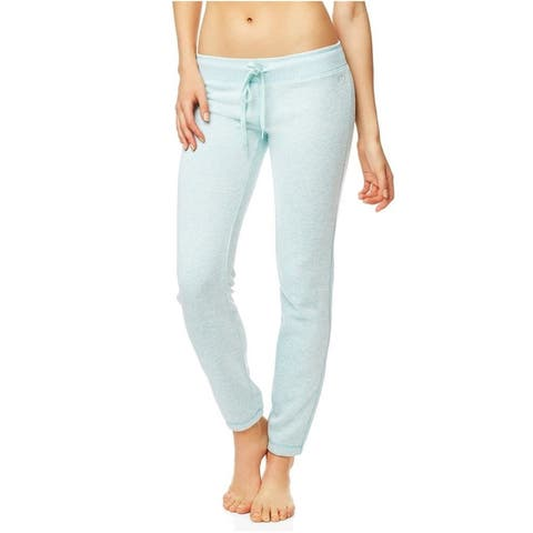 Aeropostale Womens Heathered Pajama Lounge Pants