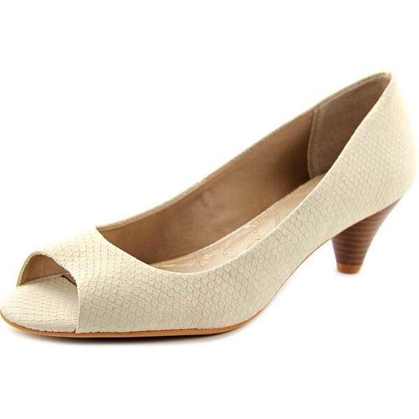 Giani Bernini Soria Open-Toe Synthetic Heels