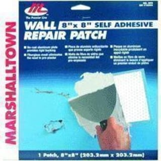 "Marshalltown 16303 Drywall Repair Patch Kit 8""x8"""