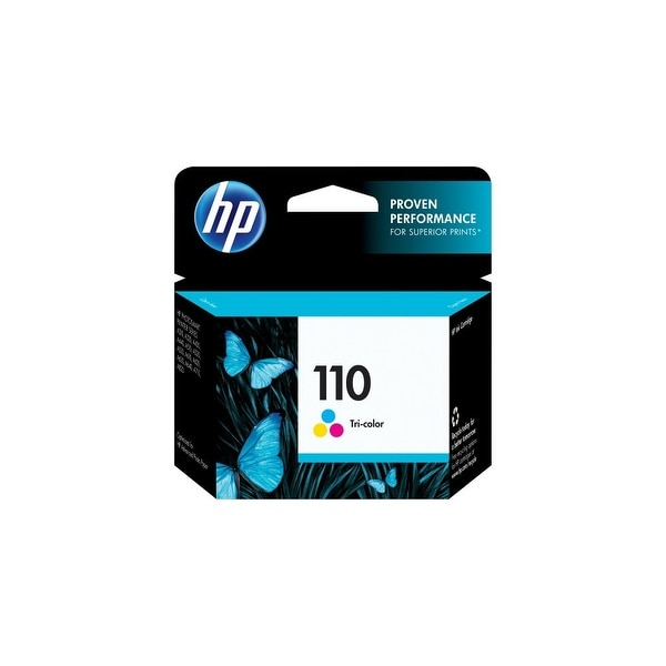 HP 110 Tri-color Original Ink Cartridge (CB304AN)(Single Pack)