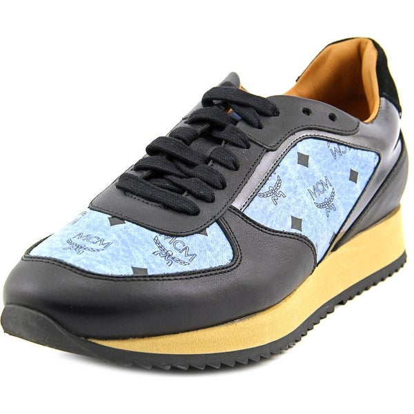 MCM 5S2101 Leather Fashion Sneakers