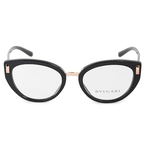 Bvlgari BV4139 501 52 Cat Eye Eyeglasses Frames