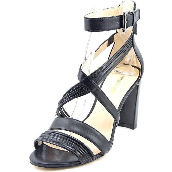 Nine West Norita Women Blk/Blk Sandals