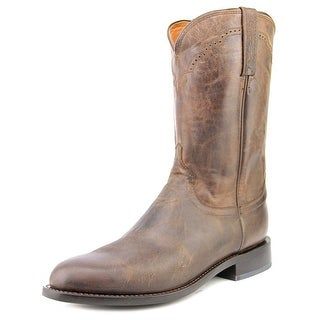 Lucchese M1632.C2 Men 2E Round Toe Leather Western Boot