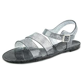 Bamboo Shimmery-01 Women Open-Toe Synthetic Slingback Sandal