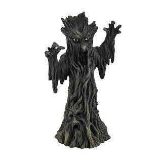 Spooky Tree Scary Incense Tower Burner LOTR Green Man