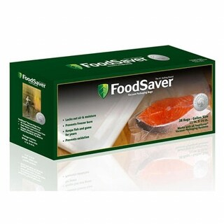 Foodsaver 28 Gallon-Size Bags - FSGSBF0326-000