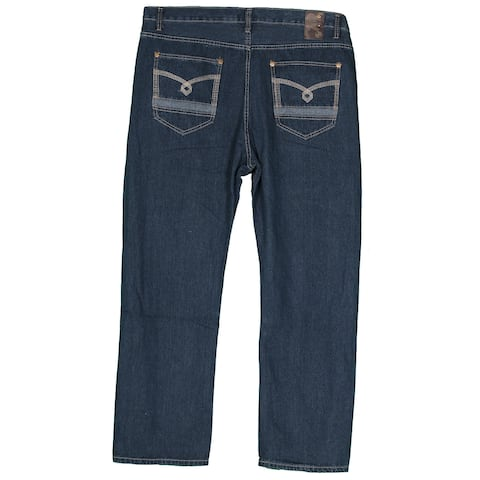 Jean Station BIG Men's Straight Leg Fashion Jeans