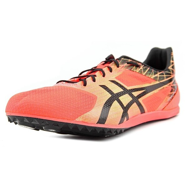 Asics Cosmoracer Flash Coral/Black Cleats
